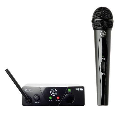 Akg WMS 40 Pro Mini Vocal Wireless System