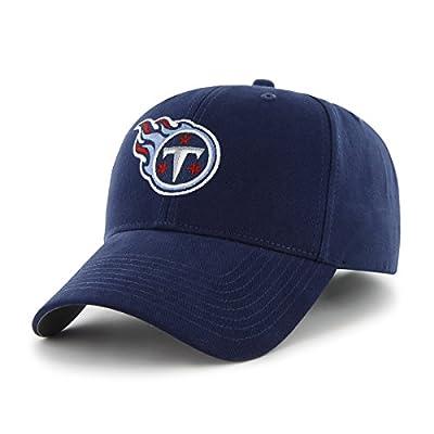 NFL Tennessee Titans Infant '47 Basic MVP Adjustable Hat, Light Navy