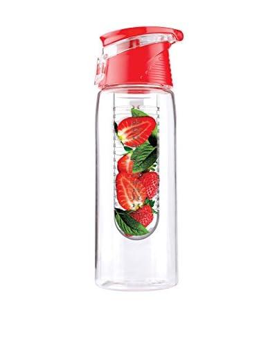 asobu 20-Oz. Flavour It 2 Go, Red