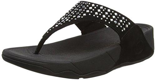 FitflopNovy - Sandali donna, colore Nero (Black (Black 001)), taglia 5 UK (38 EU)