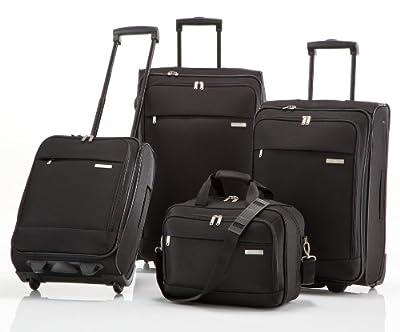 Travelite Portofino 4-Part Wheeled Luggage Set