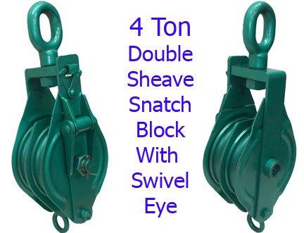 Double Eye Swivel front-682267