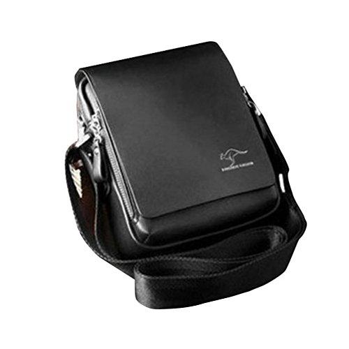 pixnor-mens-vertical-pu-shoulder-bag-messenger-bag-size-s-black