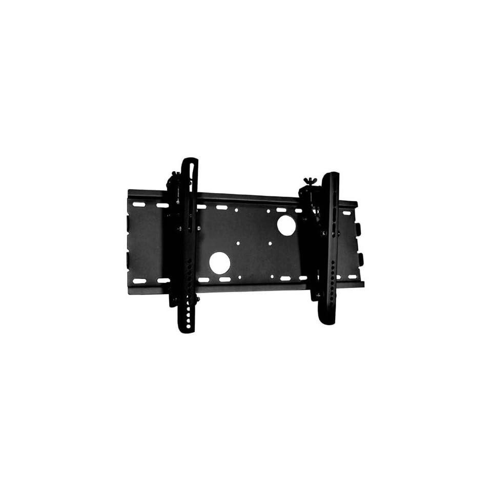 Adjustable Tilt Wall Mount for LCD/Plasma TV 23 37 Inch (Black)