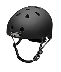 Nutcase Blackish Matte Bike Helmet by Nutcase