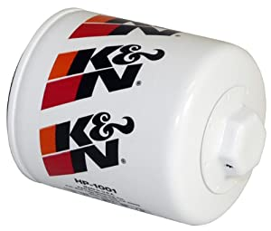 K&N HP-1001 High Performance Oil Filter