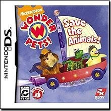 The Wonder Pets!: Save The Animals - Nintendo Ds