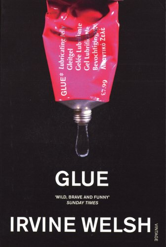 Glue (Terry Lawson, #1)