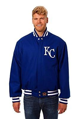 Kansas City Royals Wool Varsity Jacket