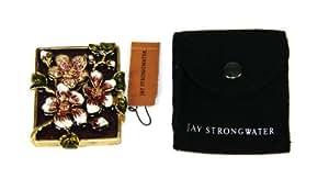 Jay Strongwater RAQUEL DOGWOOD PURSE MIRROR