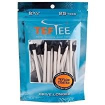 New Global Tour Golf Golf The Tef Oversized White Golf Tees