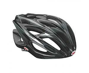 Bell Alchera Helmet - Black/Titanium, Medium/Large