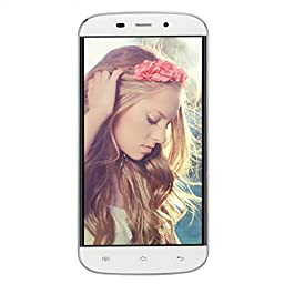 iDroid Tango 2 White No Contract Phone - Retail Packaging (GSM Service)