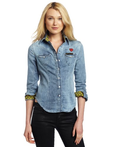 Vivienne Westwood for Lee Women's Rider Blouse