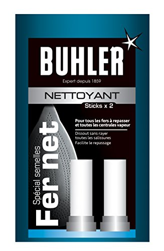 buhler-nettoyant-fer-net-special-semelles-2-batonnets-lot-de-4