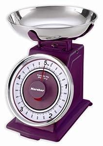 Karcher WAK 810 Mechanische Retro Küchenwaage lila