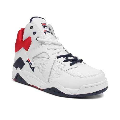 d5fe67ff992f Fila Mens The Cage Basketball Shoe
