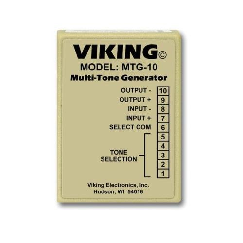 Viking Electronics Vk-Mtg-10 Viking Multi-Tone Generator - New - White Box - Vk-Mtg-10