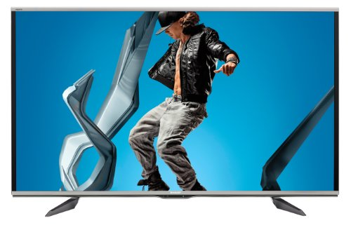 Sharp LC-60UQ17U 60-Inch Aquos Q+ 1080p 240Hz Smart 3D LED HDTV