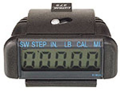 Image of New ULTRAK 275 Electronic Calorie Pedometers Jumbo Display Measures Walking or Running Distance (B003Z63HP6)