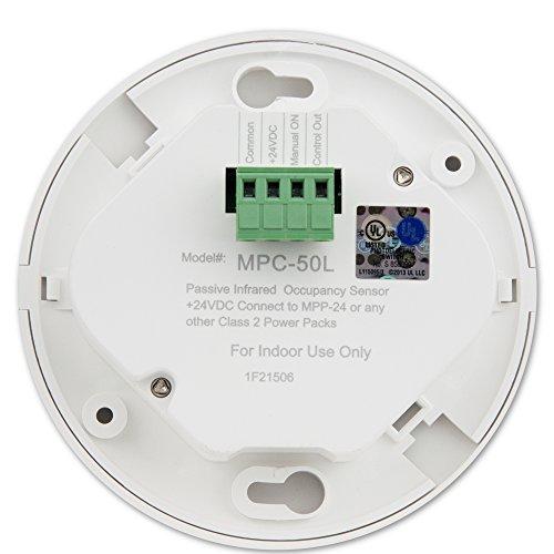 Ceiling Sensor Low Voltage By Enerlites PIR Switch Motion