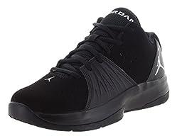 Nike Jordan Kids Jordan 5 AM BG Black/White Training Shoe 4 Kids US