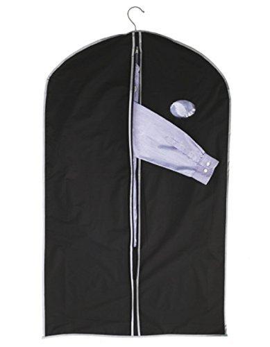 ShirtInStyle pliable Sac de vêtements, petit et peu encombrant - , Noir, Unisexe Adulte, 60 cm x 100 cm, 60 cm x 100 cm