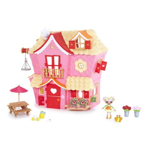 Toy / Game Mga Mini Lalaloopsy Sew Sweet House Playhouse - 510321 With Exclusive Character (Ages 4 - 15 Years)