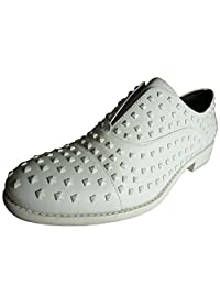 Kenneth Cole New York Womens Sackett LE Studded Loafer Shoe