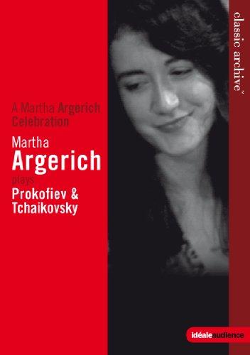 Martha Argerich Celebration (Classic Archive Argerich) (Euroarts: 3079858) (Martha Argerich/ London Symphony Orchestra/ Royal Liverpool Philharmonic Orchestra/ André Previn/ Sir Charles Groves) [DVD] [NTSC]