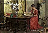 img - for Reading Woman Bk of Postcards book / textbook / text book