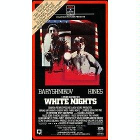 White Nights [VHS] [Import]