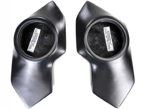 SSV Works Kawasaki Teryx 4 Seat Front Overhead Stereo Speaker Pods designed for 6 1/2