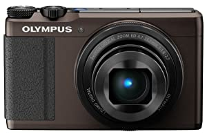 Olympus STYLUS XZ-10 Digital Camera - Brown (12MP, 5x i.Zuiko Wide Optical Zoom) 3 inch Touch LCD