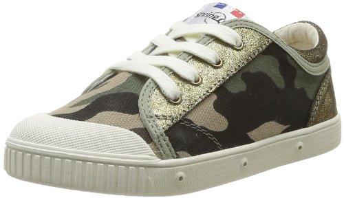 Springcourt - Sneaker Ge1V Bongo, Unisex bambini, Verde (Vert (20 Kaki)), 25