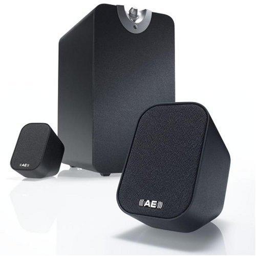 Acoustic Energy AE26-06B AEGO M 2.1 active speaker system Black
