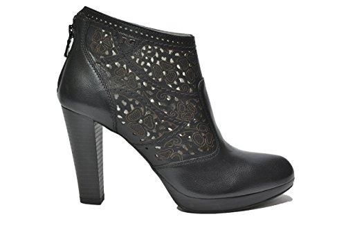 Nero Giardini Polacchini scarpe donna nero 2391 P512391D 38