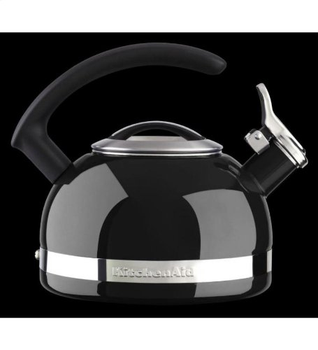 Kitchenaid Kten20Cbob 2.0-Quart Kettle With C Handle And Trim Band - Onyx Black