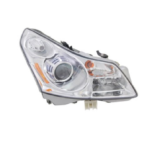07-08 INFINITY G-35 SEDAN W/O TECH HEADLIGHT SET (Headlight For Infinity G35 compare prices)