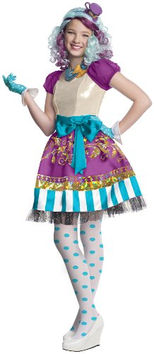 Rubie's Costume Monster High Madeline Hatter Child Costume, Small