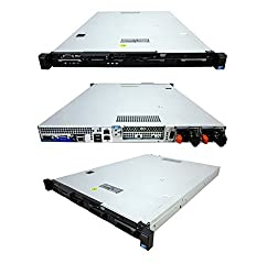 Lot of 10x DELL PowerEdge R410 Servers with 2 x 2.40Ghz E5620 Quad Core 16GB (Certified Refurbished)