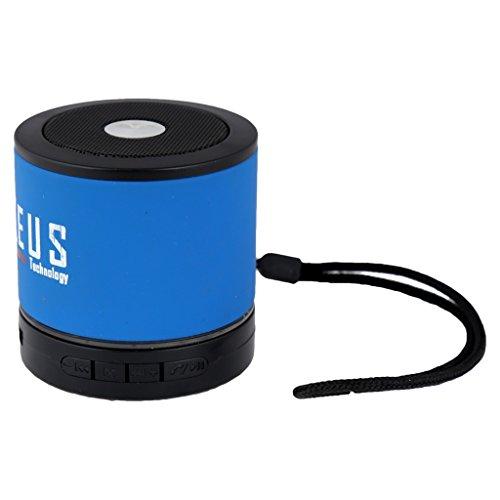 Zeus Mini Bluetooth Speaker