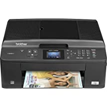 Brother MFC-J435W Network-Ready Wireless Color All-In-One Printer