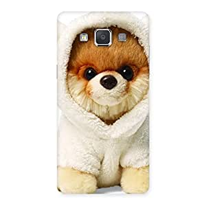 Boo Dog Multicolor Back Case Cover for Galaxy Grand 3