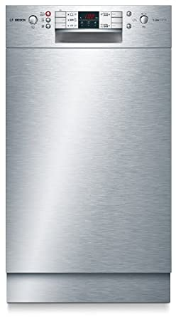 Bosch SPU53M55EU UnterbauGeschirrspüler / A+ A / 9 Maßgedecke / 45 db / Edelstahl / 3-fach Wasserschutz / Intensive Zone / 44.8 cm