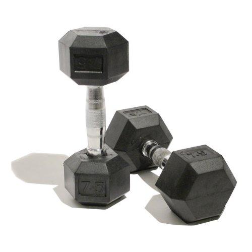 bodymax-manubri-in-gomma-esagonali-confezione-da-1-paio-argento-argento-7-kg