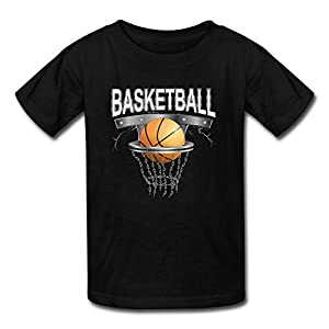amazoncom design shirts kids basketball with basket