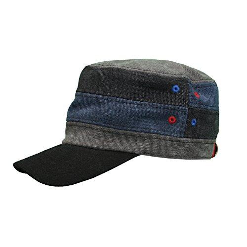 (グレース) grace DELTA CAP XL ワークキャップ 帽子 ハット XL-015lBK【並行輸入】