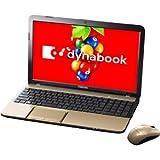東芝 ノートパソコン dynabook T552(Office Home and Business搭載) PT55258GBHK