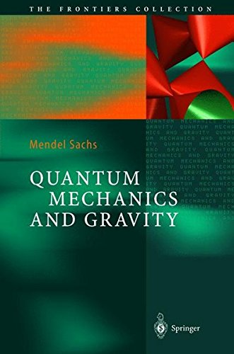 Quantum Mechanics and Gravity (The Frontiers Collection) [Sachs, Mendel] (Tapa Dura)